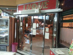 Puerta Automática Luque